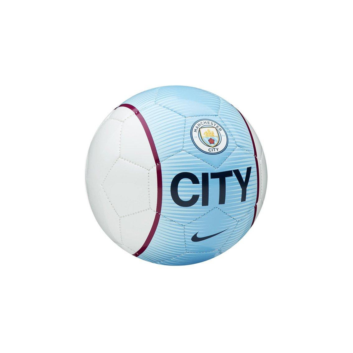 Mini Bola Nike Manchester City SC3123-125 Azul Branco 7bca130bc385c