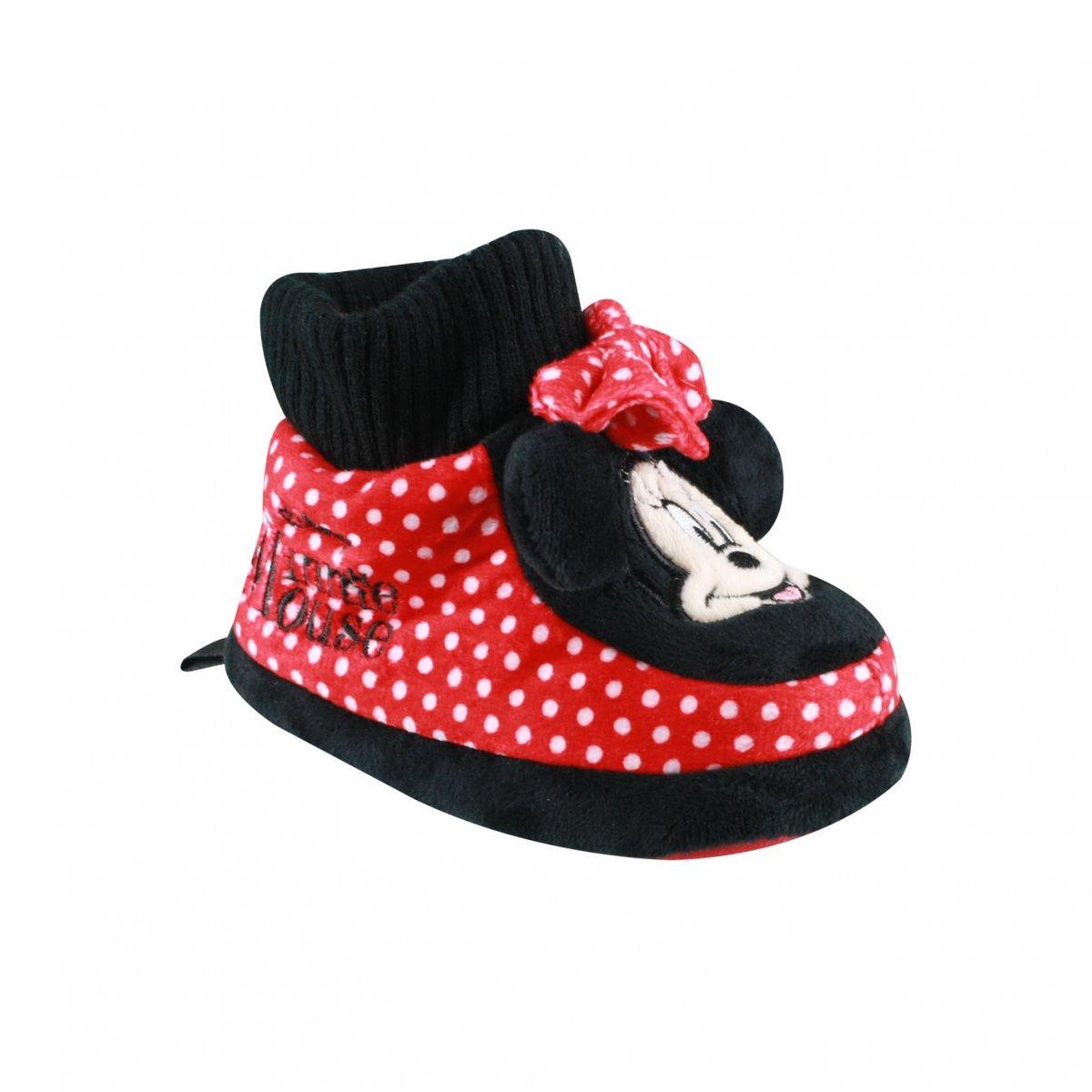 9858900f7 Pantufa Infantil Ricsen Flat Minnie Mouse. Passe o mouse na imagem para  ampliar Ampliar imagem