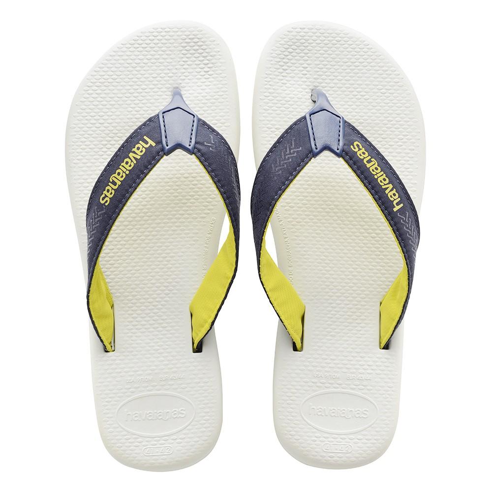 cfecee73ea63e0 Sandália Havaianas Surf Pro 4133421 0052 - Branco Marinho - Calçados ...