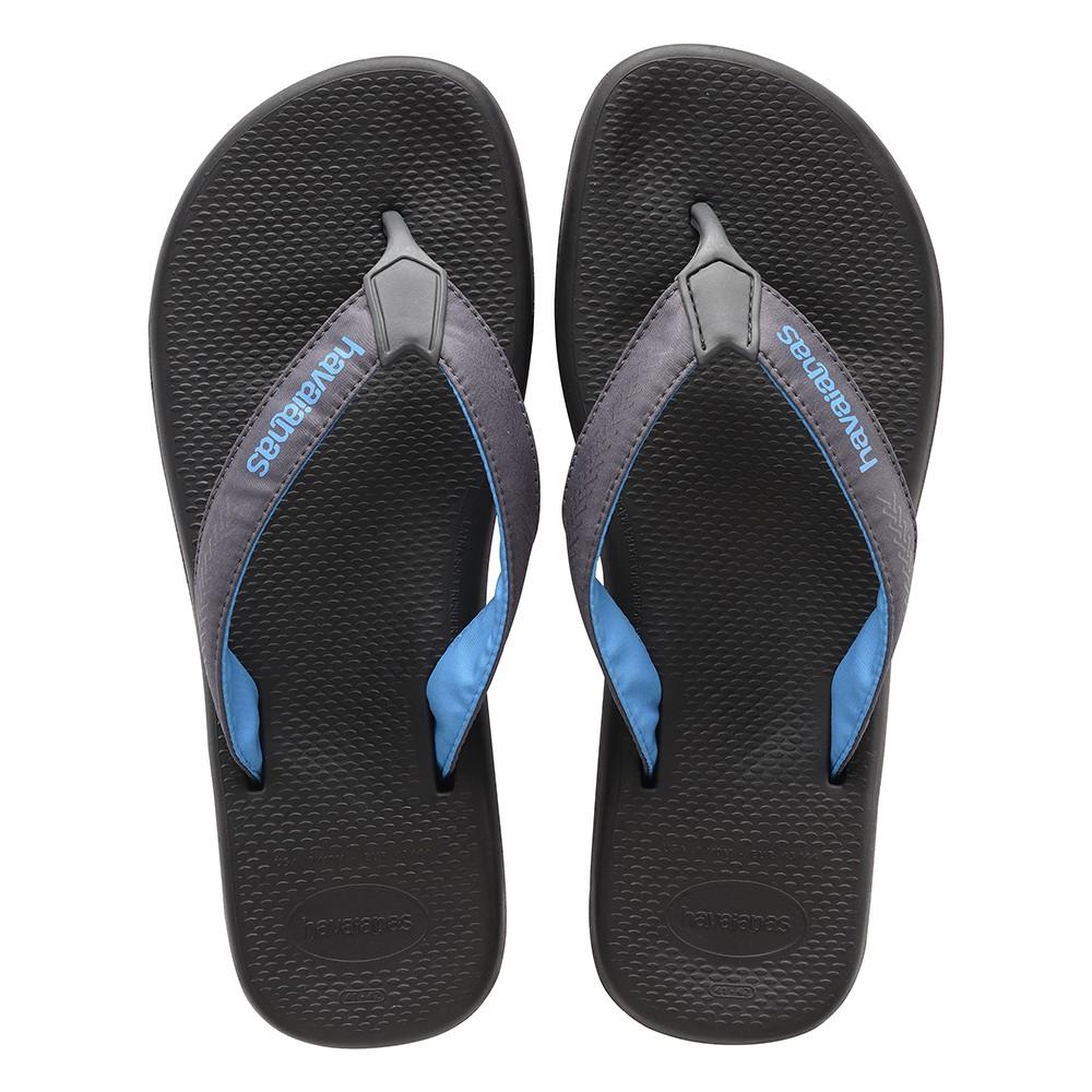 db54f85f353bc8 Sandália Havaianas Surf Pro 4133421-0090 - Preto - Calçados Online ...