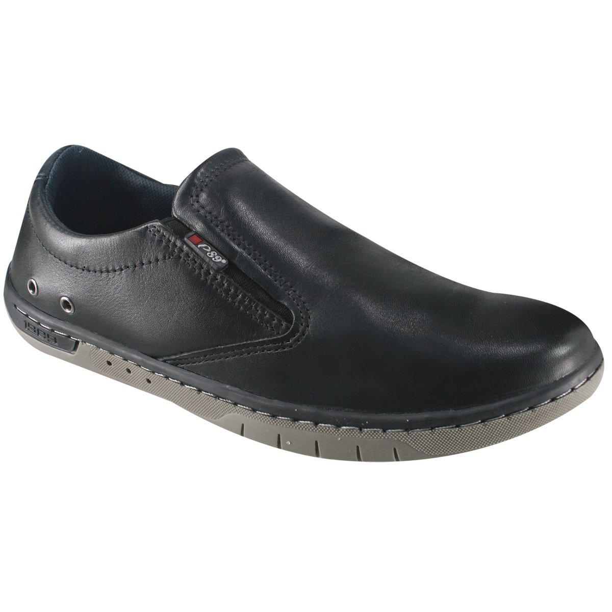76ff0b628 Sapatênis Masculino Pegada 117456-02 - Preto (Napa Soft) - Calçados ...