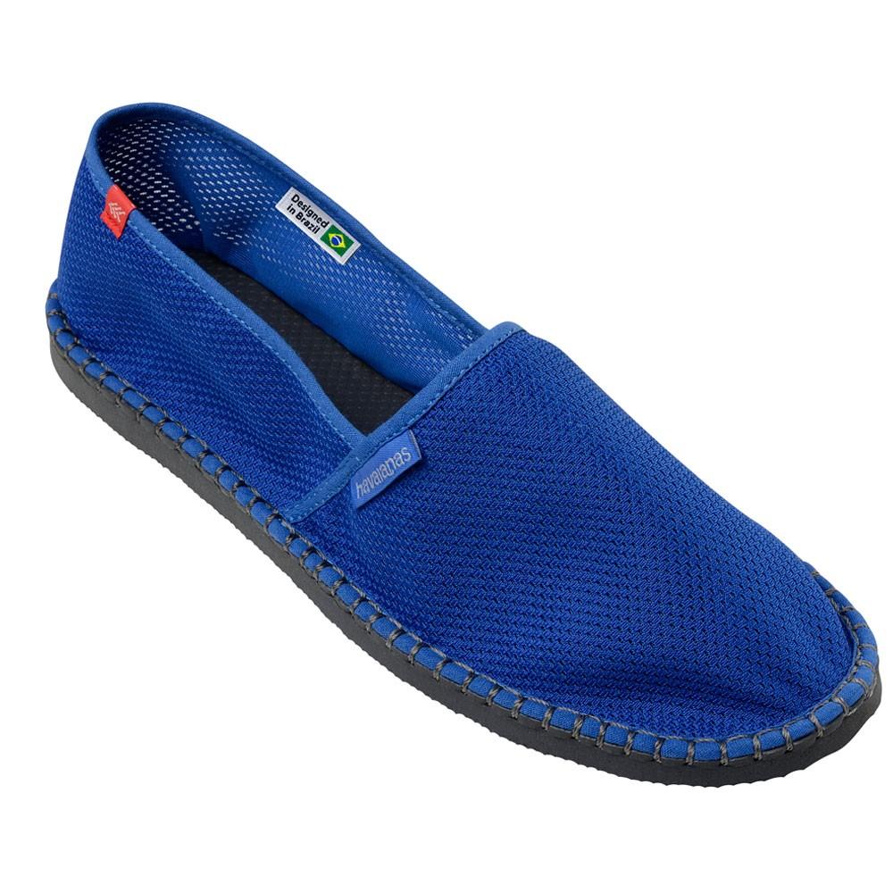 4d9b92e8f Sapatilha Alpargata Havaianas Origine Cool 4137004-3847 Azul Estrela