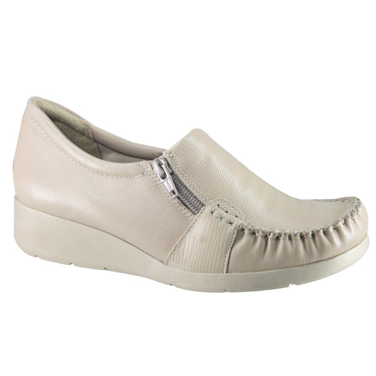 63ae4957b3 Sapato Feminino Comfortflex 18-93305 - Avela (Napa Vestuário ...