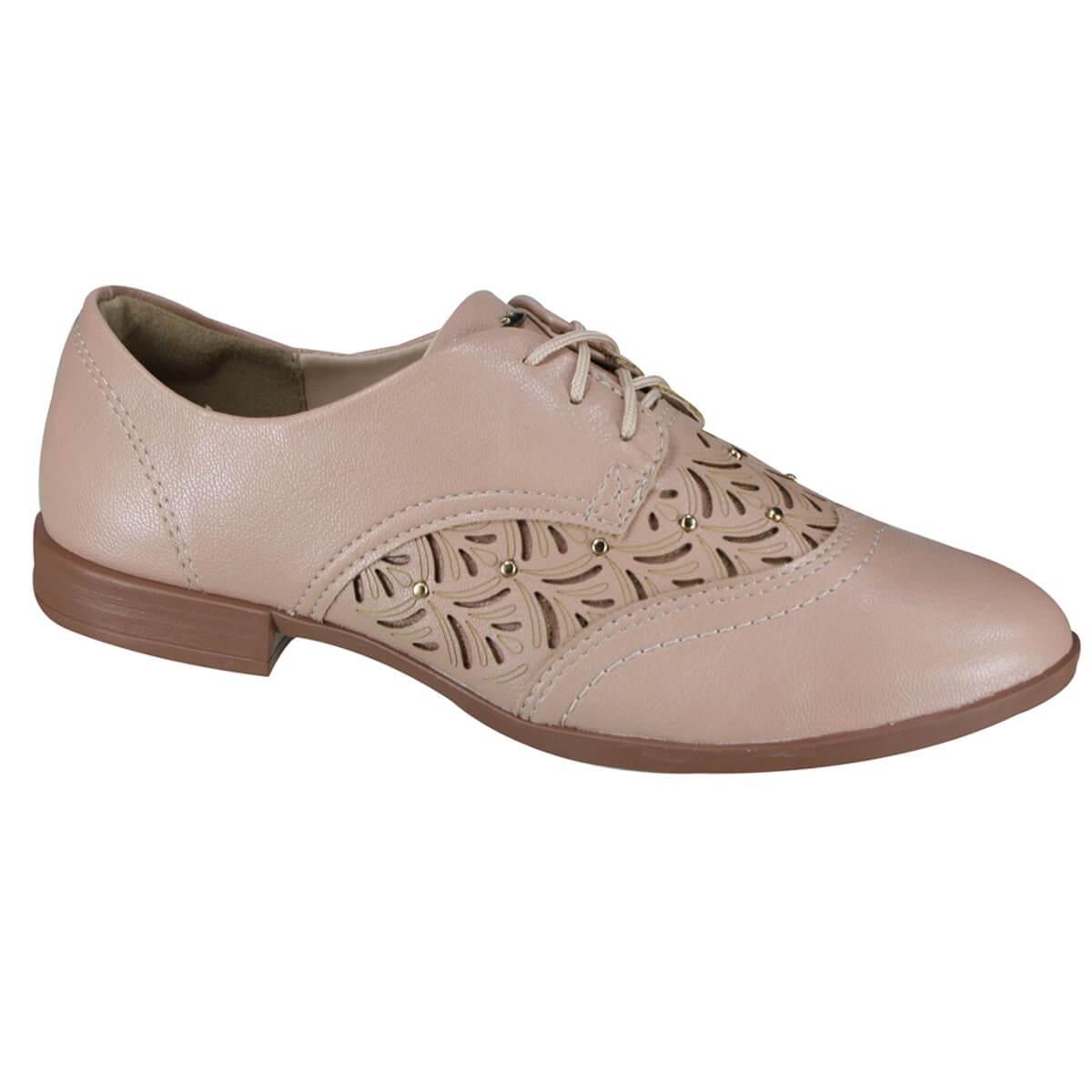 00198eb62 Sapato Feminino Dakota Oxford B9842 0008 - Noz (Portofino ...