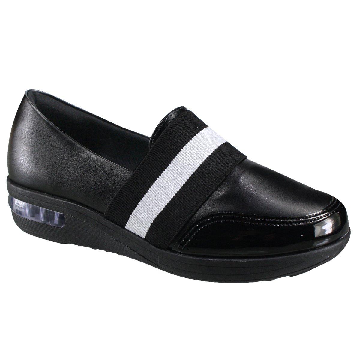 766c410bf Sapato Feminino Modare Ultra Conforto 7320.111 16711 61427 - Preto ...