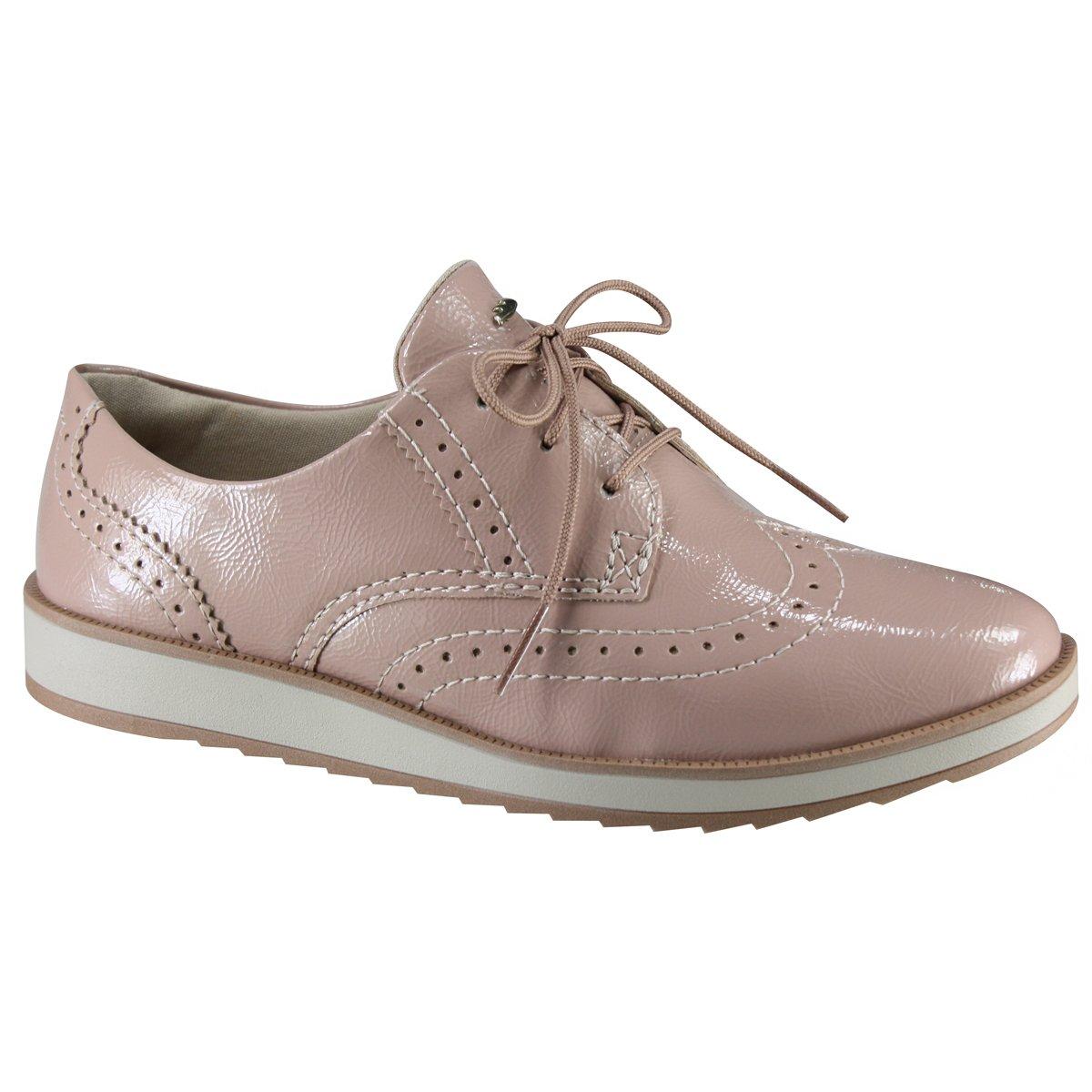 cc0f8193f Sapato Feminino Oxford Dakota G0331 00001 - Noz (Follow) - Calçados ...