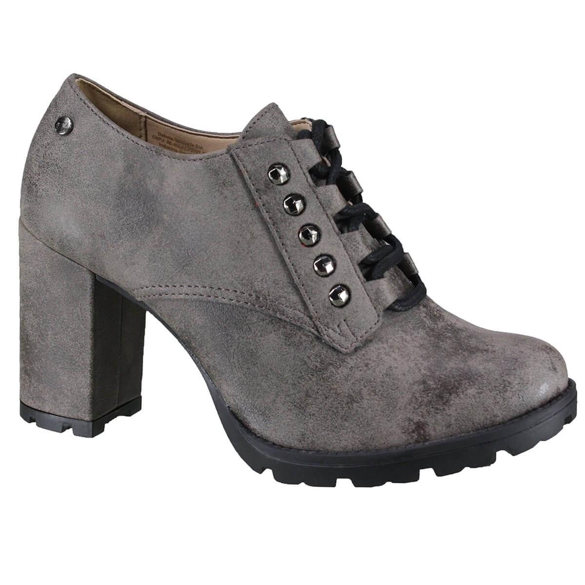 9353a287ca Sapato Oxford Feminino Tanara T2505 0002 - Rato (Gantti) - Calçados ...