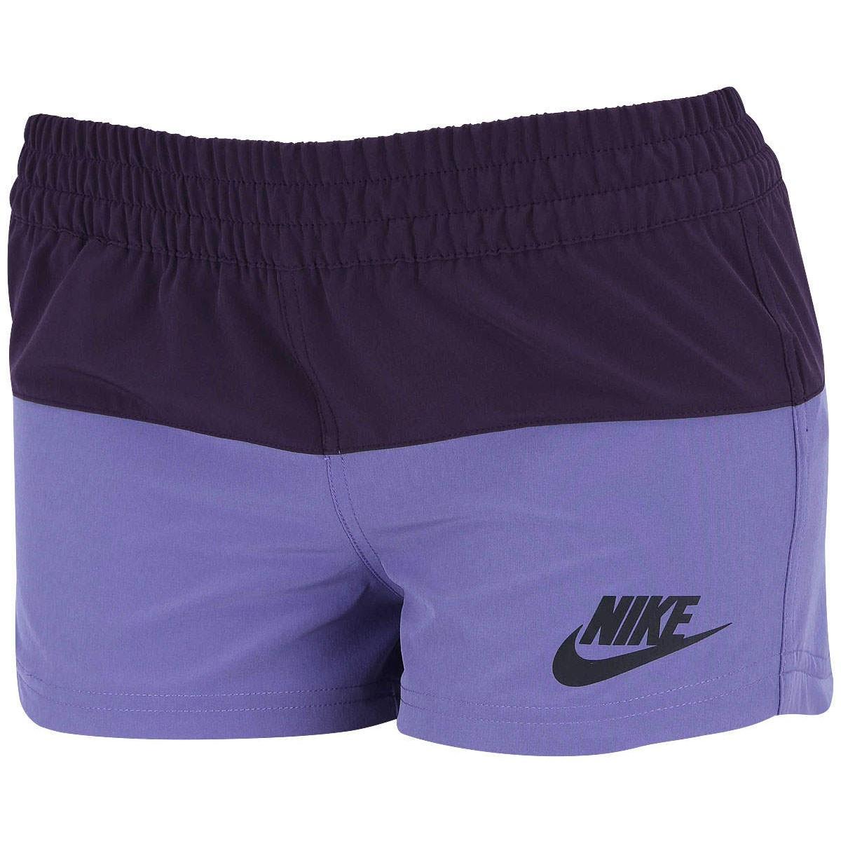e87ffdc167159 Short Nike Remix 545859-507 - Roxo Lilas - Calçados Online Sandálias ...