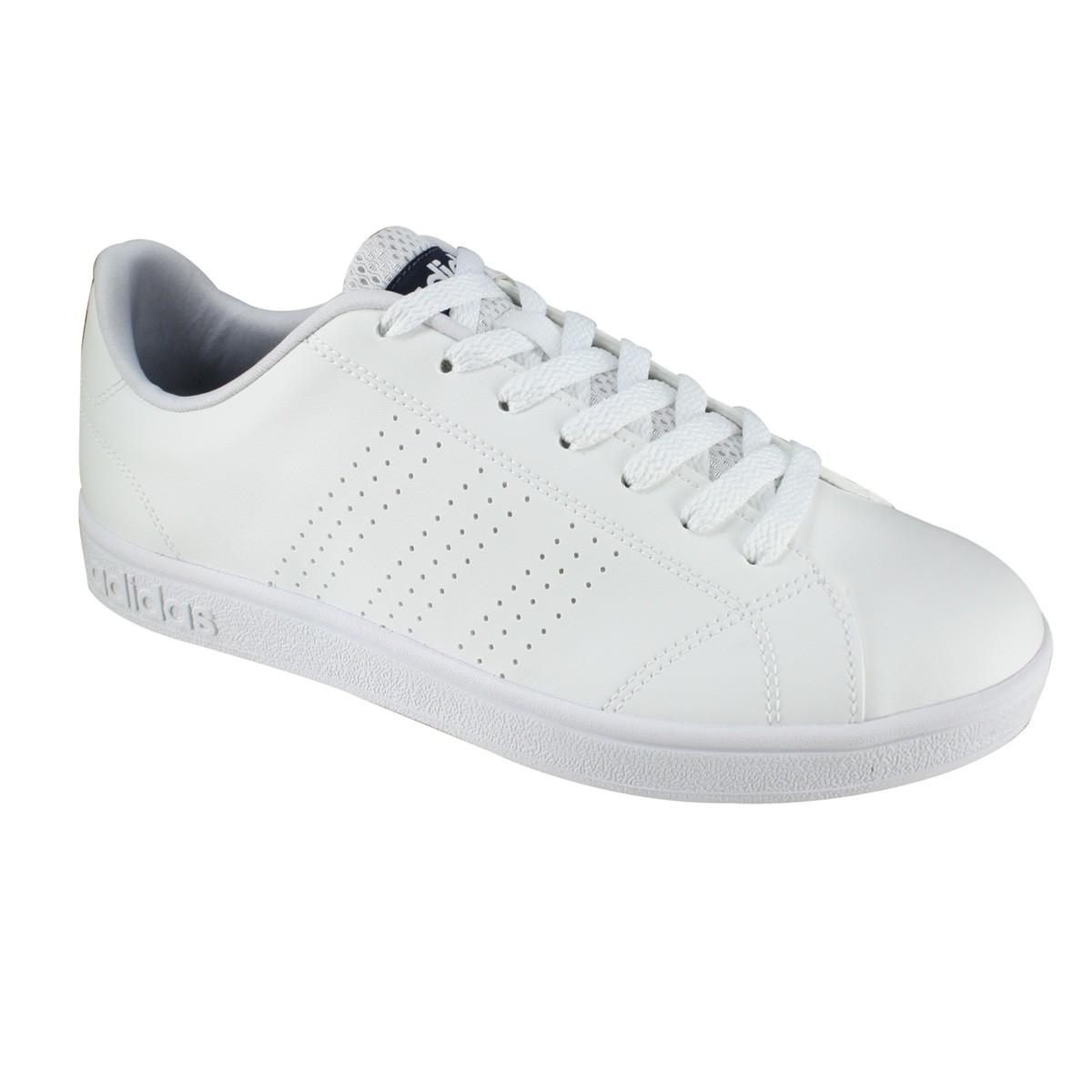 7f44478e342 Tênis Adidas Advantage Clean VS F99252 - Branco - Calçados  Online .. ... ba5ed15b668c9
