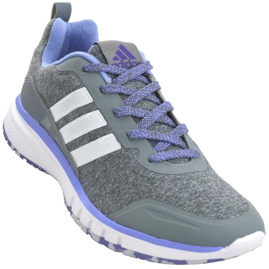 f55138aff88 Tênis Adidas SkyFreeze W H68329 Cinza Roxo