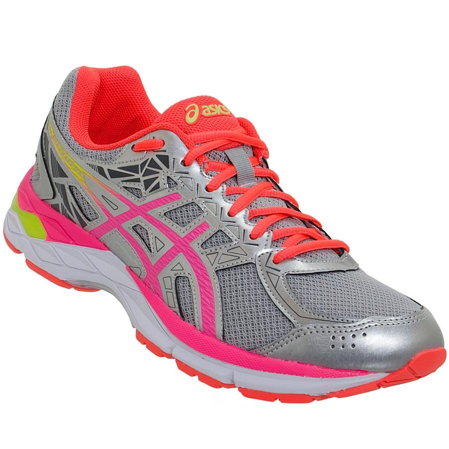 e6eb54f9b9a Tênis Asics Gel Exalt 3 A T063A-9335 - Cinza Pink - Calçados Online ...