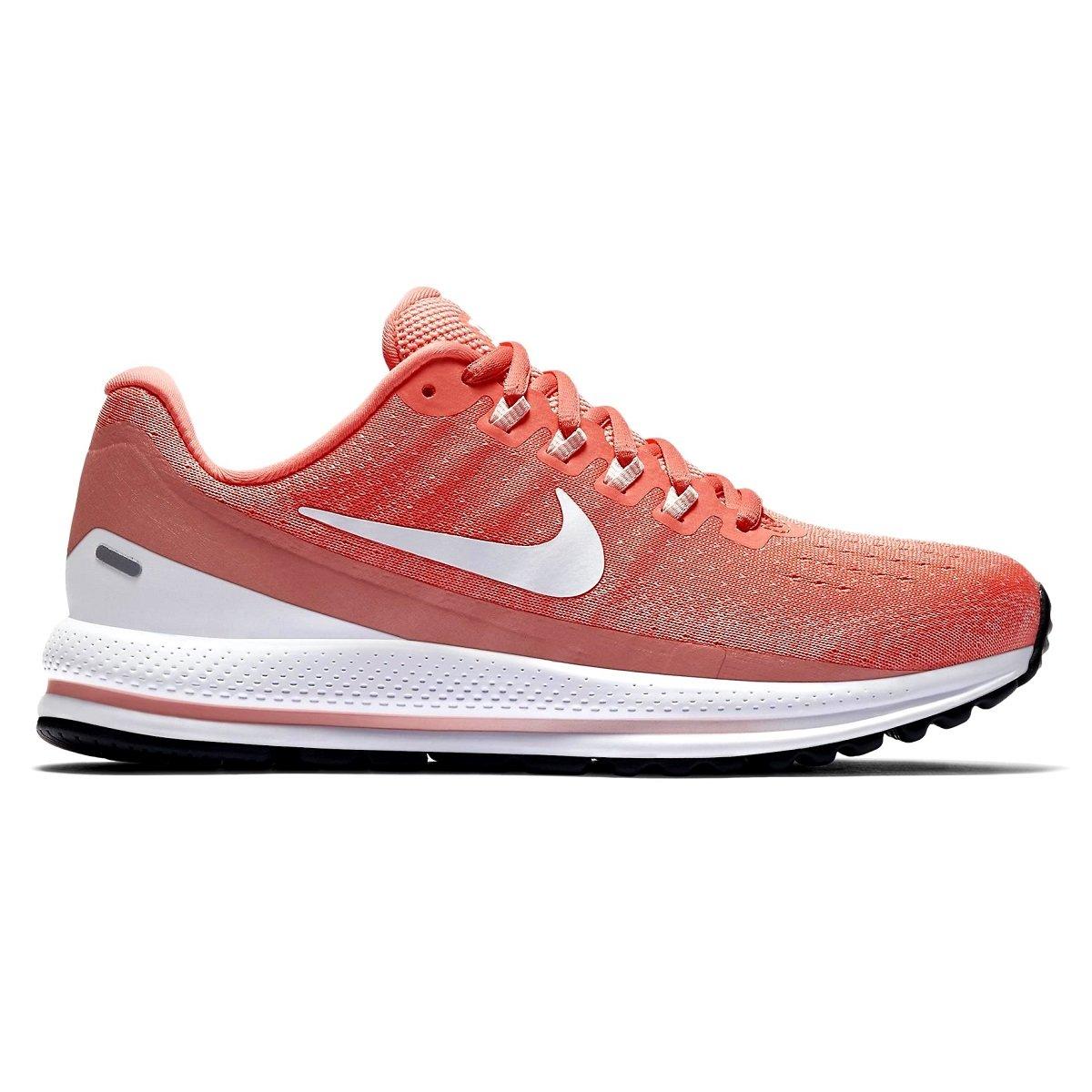 ed4a3f1f6 Tênis Feminino Nike Air Zoom Vomero 13 922909-600 - Rosa - Calçados ...