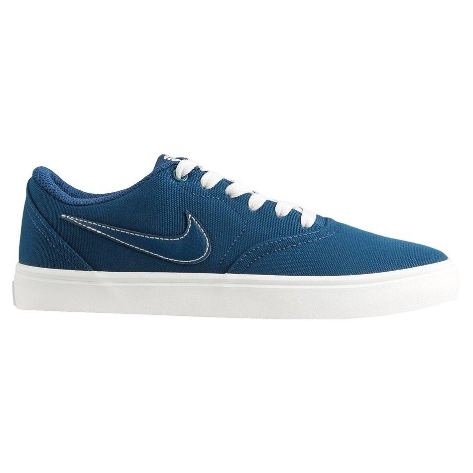 Tênis Feminino Nike SB Check Solar Canvas 921463-401 - Azul ... 62f3ba1a72d50