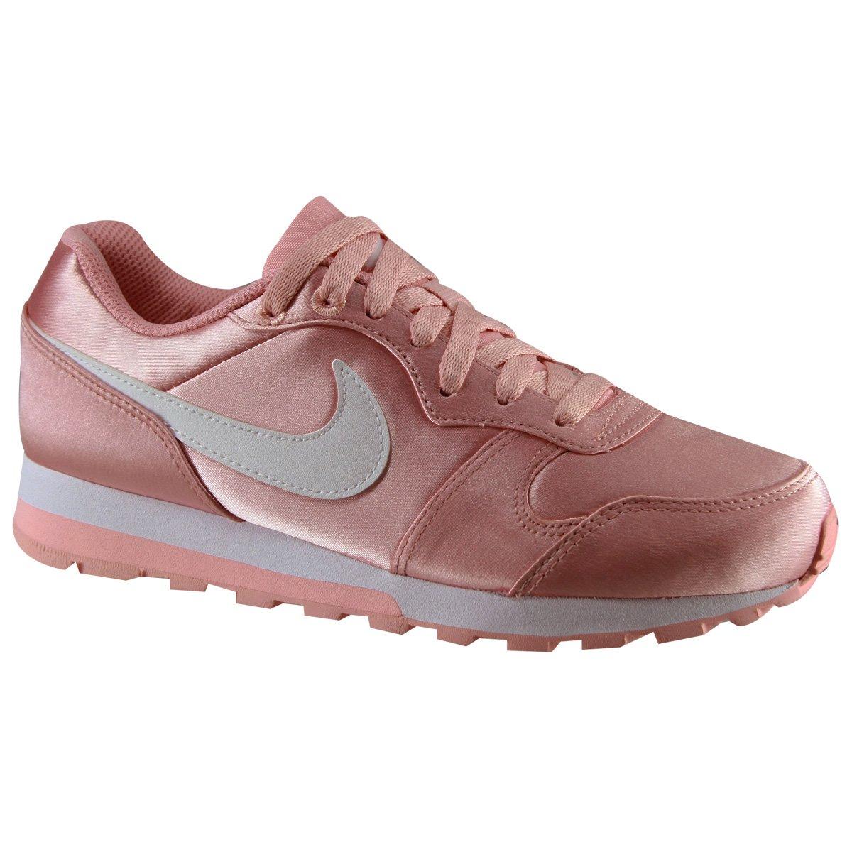Tênis Feminino Nike WMNS MD Runner 2 749869-603 - Rose - Calçados ... b31dfdd5d0723