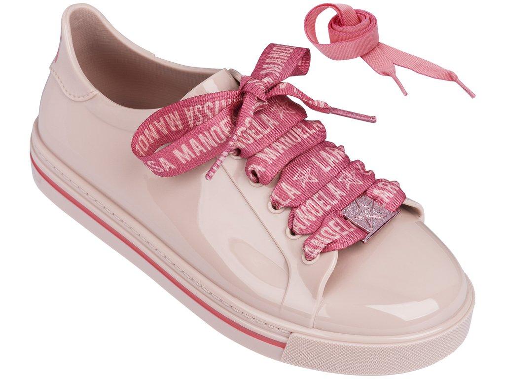 84a39d46e27b1 Tênis Infantil Grendene Larissa Manoela Fashion 21893-01276 - Rosa ...
