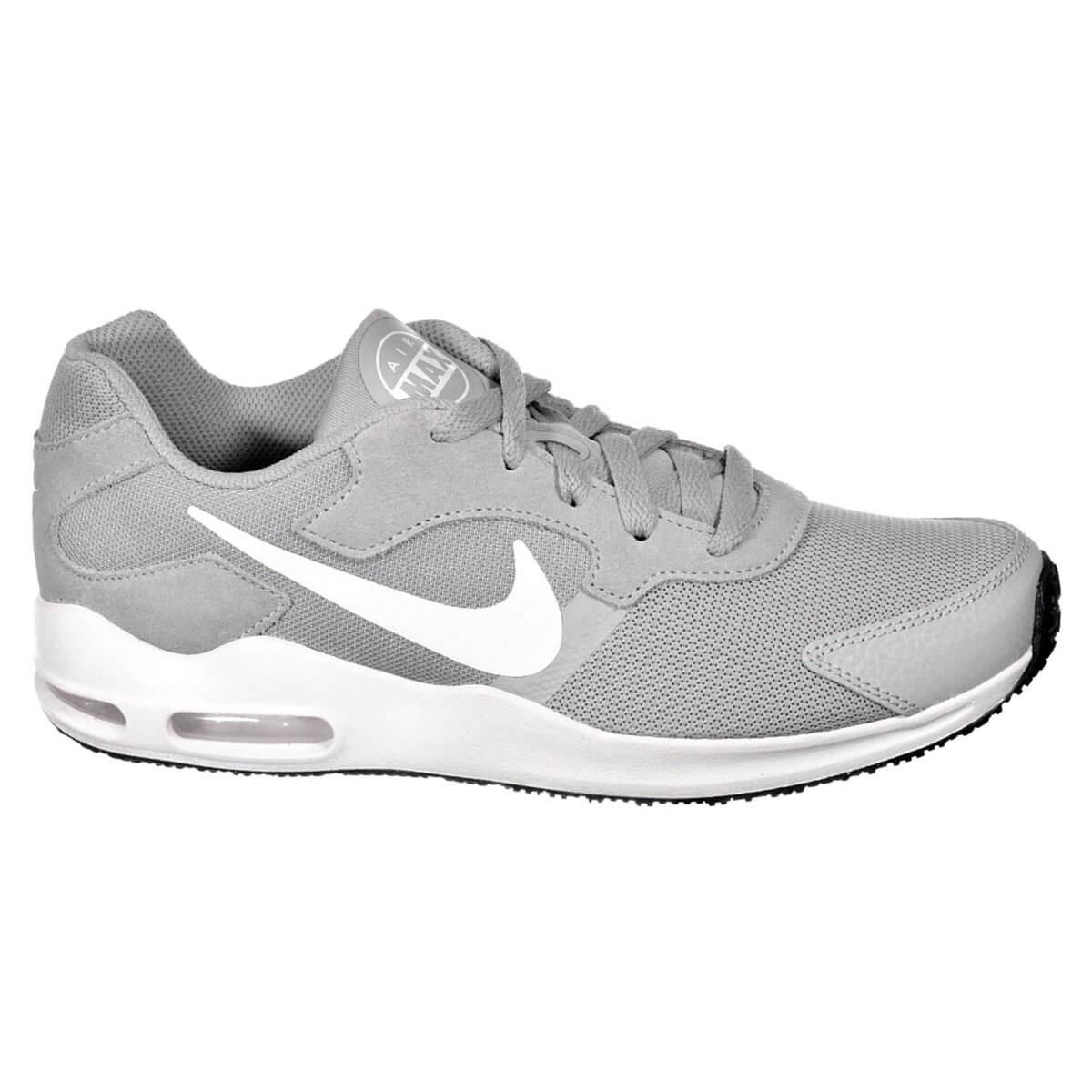 93e24b2b22 Tênis Masculino Nike Air Max Guile 916768-001 - Cinza/Branco ...