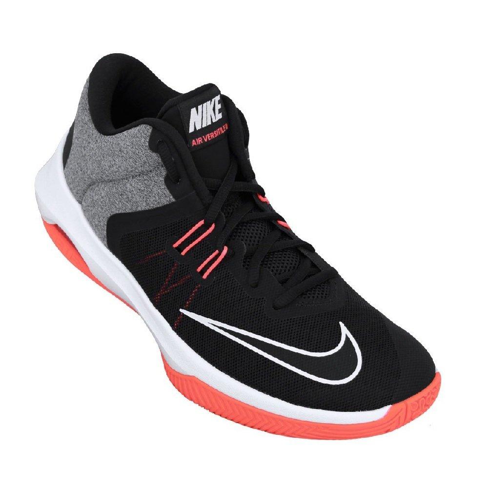 5f3f5517d7c4a Tênis Masculino Nike Air Versitile 2 921692-006 - Cinza Preto ...