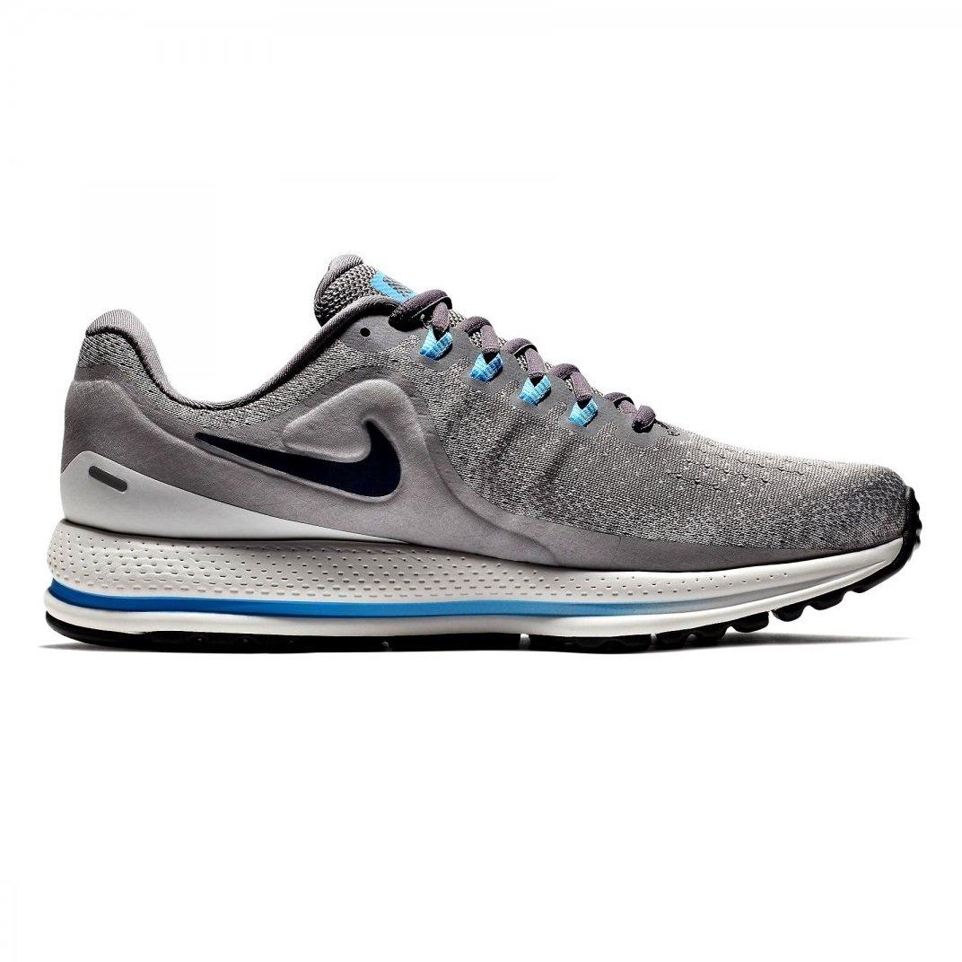 c99d7312469db Tênis Masculino Nike Air Zoom Vomero 13 922908-007 - Cinza Azul ...