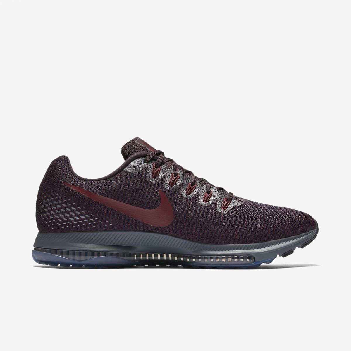 df2177e3a4 Tênis Masculino Nike Zoom All Out Low 878670-602 Vermelho