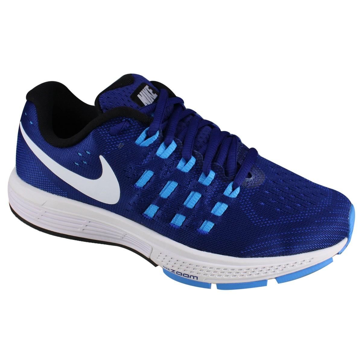 13f4942cf6db3 Tênis Nike Air Zoom Vomero 11 818100-400 Marinho Branco