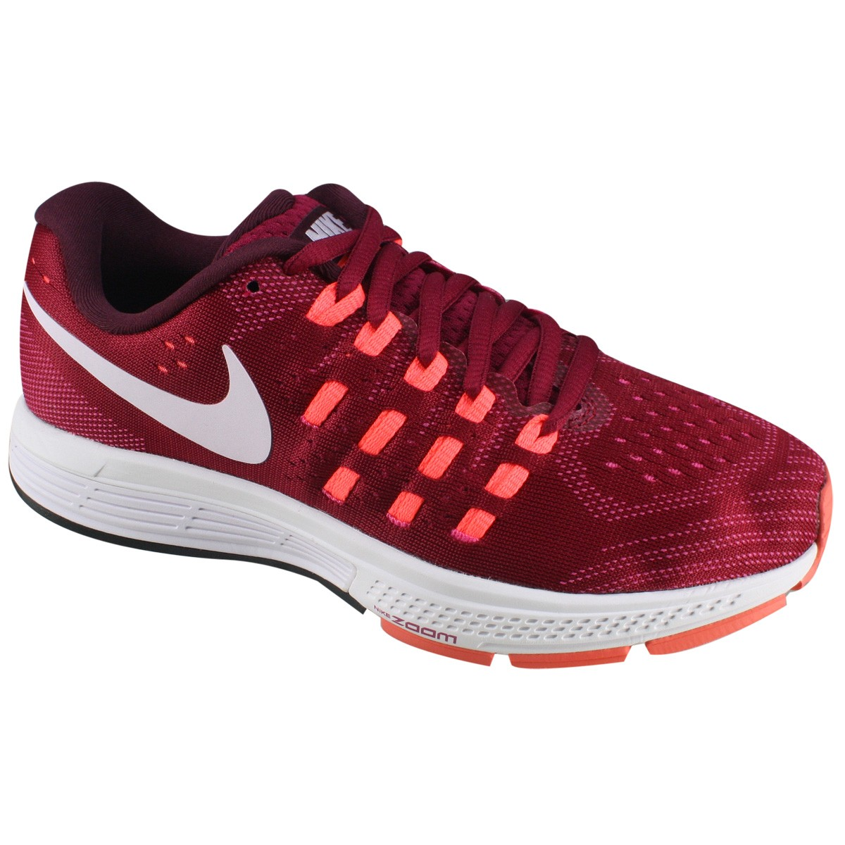 b201009977 Tênis Nike Air Zoom Vomero 11 818100-601 Bordo
