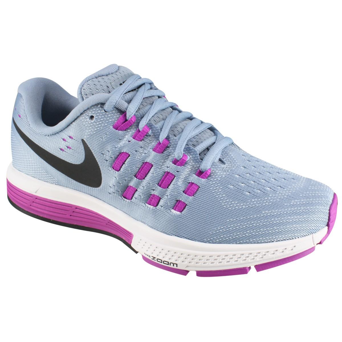 5121091f3bf Tênis Nike Air Zoom Vomero 11 818100-405 Grafite Roxo