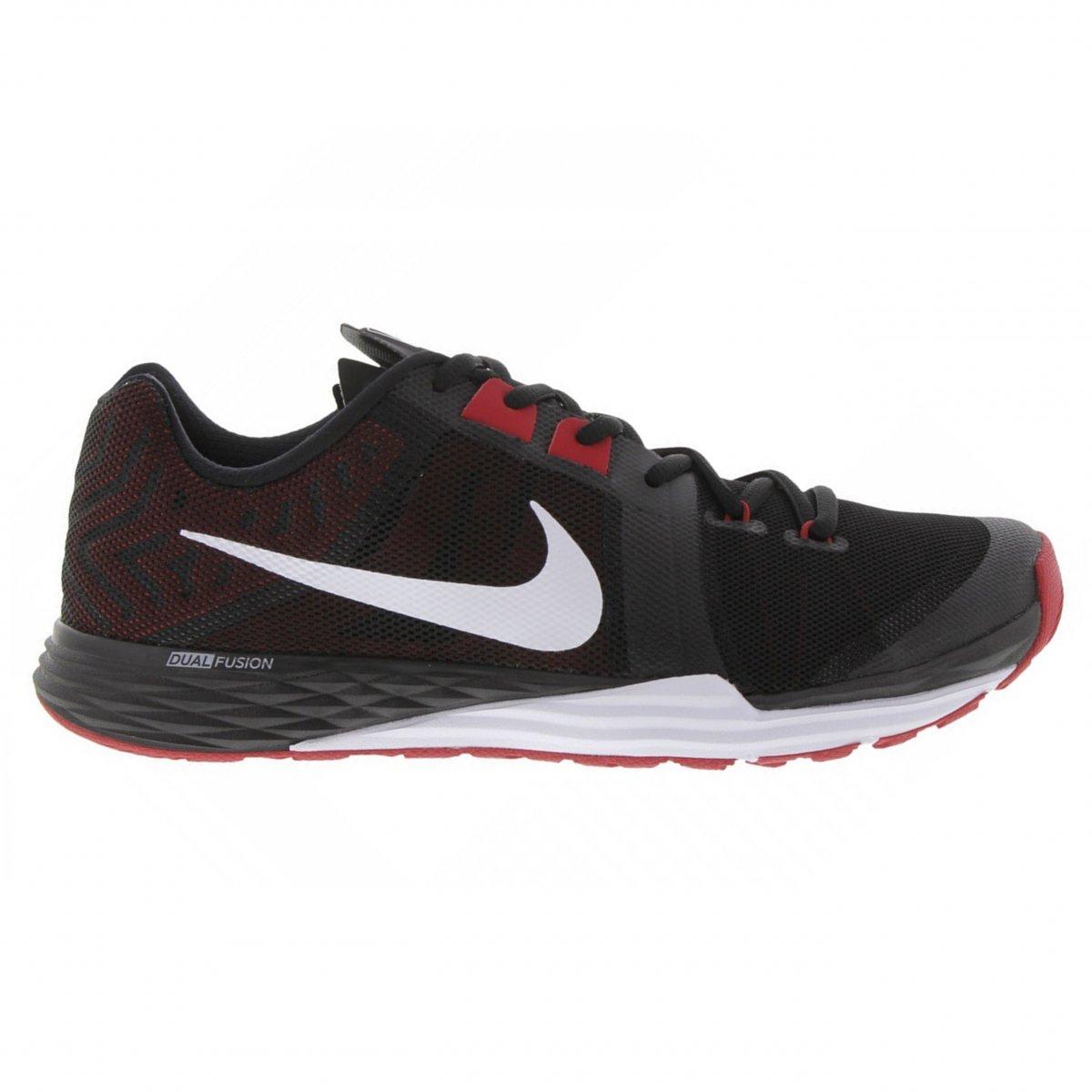 Tênis Nike Train Prime Iron DF 832219 060 060 832219 Preto/Vermelho d5a828