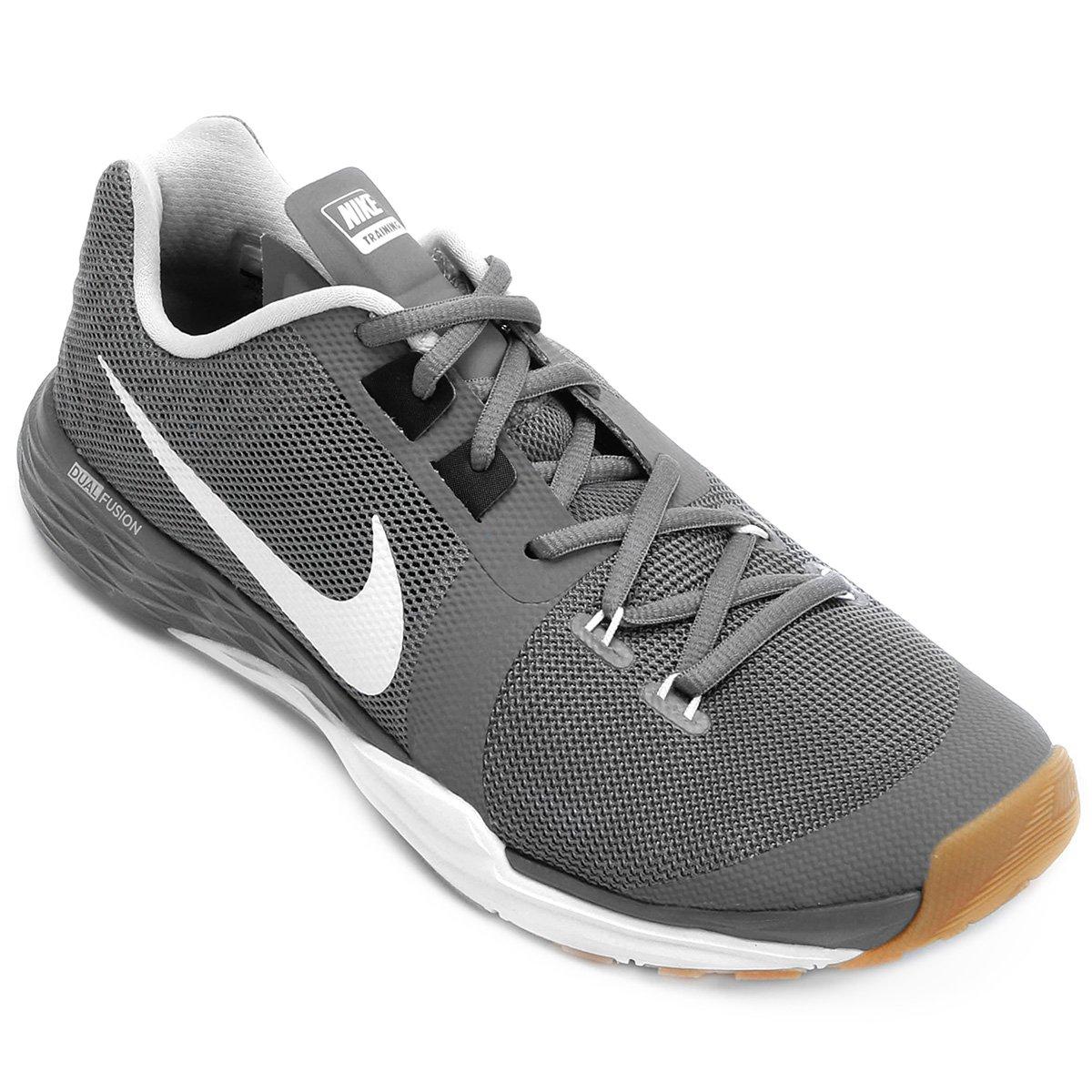 e9f58b1d09 Tênis Nike Train Prime Iron DF 832219-010 - Cinza - Calçados Online ...