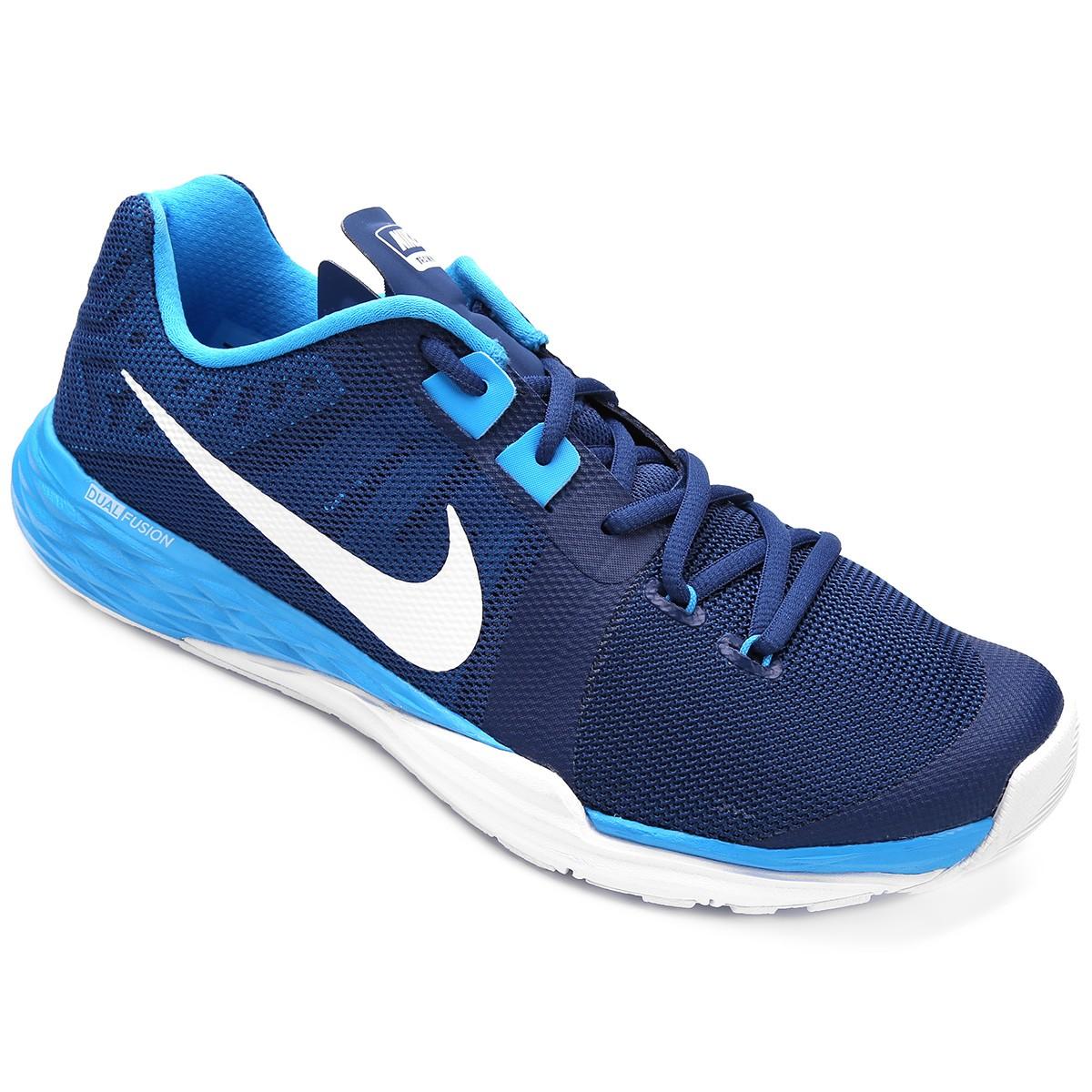 afd095d1595 Tênis Nike Train Prime Iron DF 832219-401 - Marinho Azul - Calçados ...